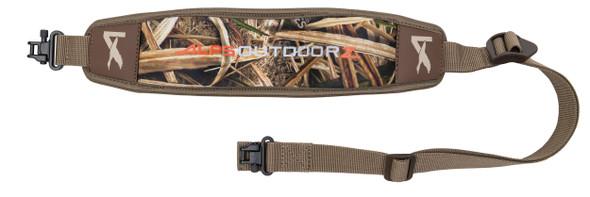 Alps Rifle Sling Delta Waterfowl c/w Swivels Blades