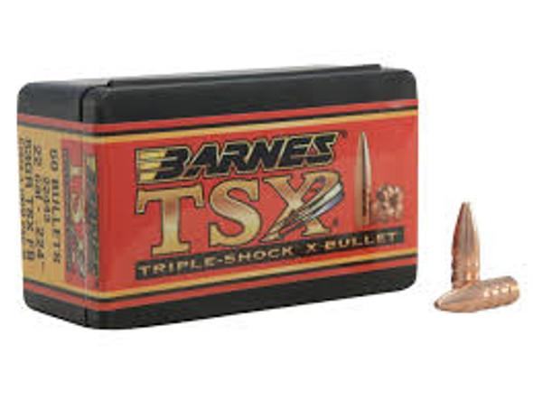 Barnes TSX Rifle Bullets