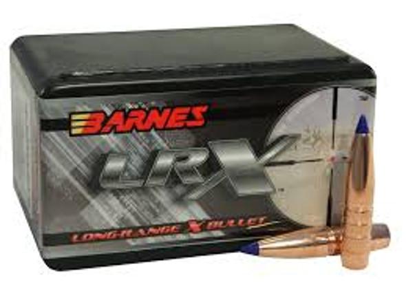 Barnes LRX Rifle Bullet