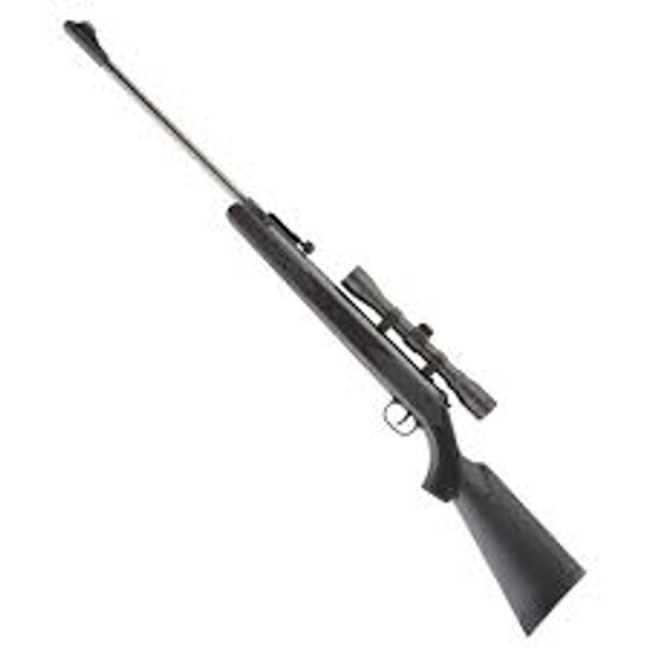 Ruger 177 Black Hawk c/w Scope Synthetic Stock 1200FPS
