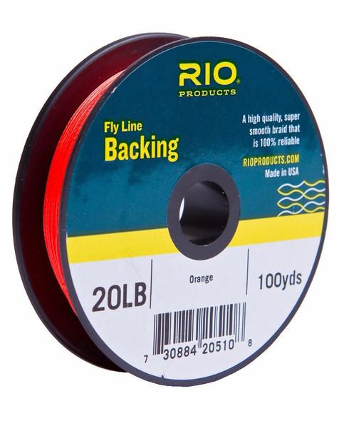Rio Fly Line Backing 20lb 100yd