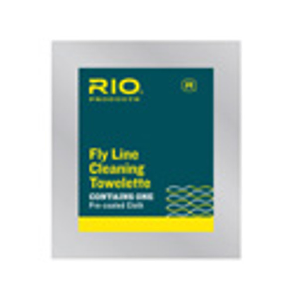 Rio Fly Line Cleaner Towelette