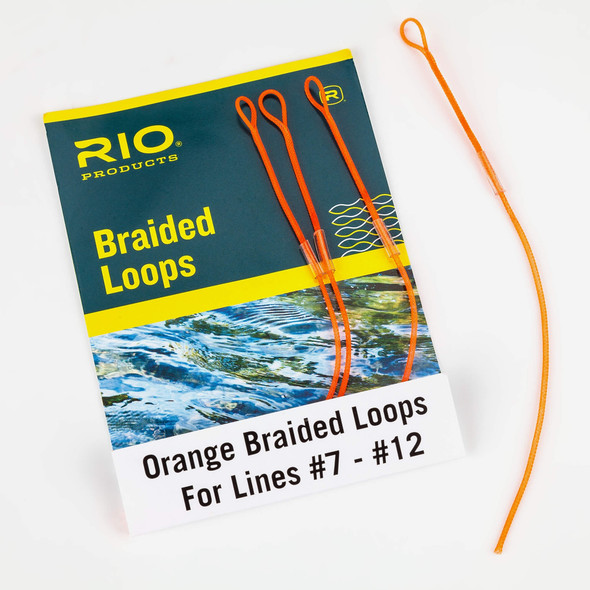 Rio Braided Loops 4pk