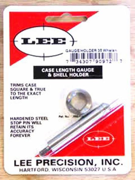 Lee Case Length Gauge & Shell Holder