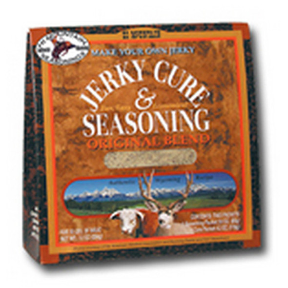 Hi Mountain Jerky Cure & Seasoning Original