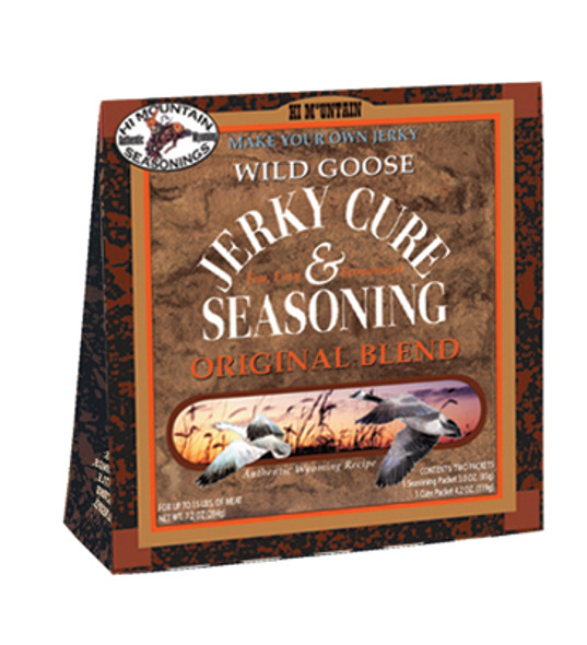 Hi Mountain Jerky Cure & Seasoning Original For Wild Goose