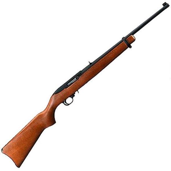 Ruger 10/22 Carbine Wood Stock Blued