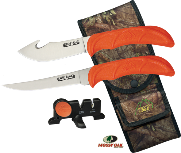 Outdoor Edge Wild Bone Kit 3pc
