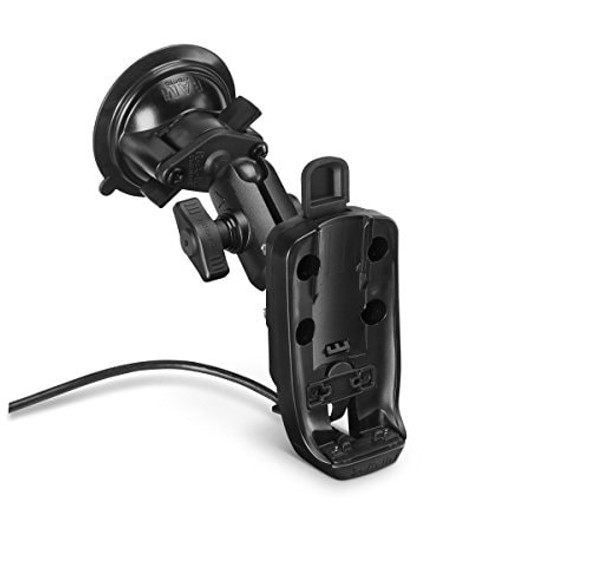 Garmin Powered Mount With Suction Cup