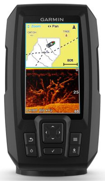 Garmin Striker Plus 4CV c/w GT20TM Transducer