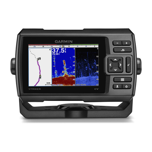 Garmin Striker Plus 5cv C/w Gt20-Tm  Transducer