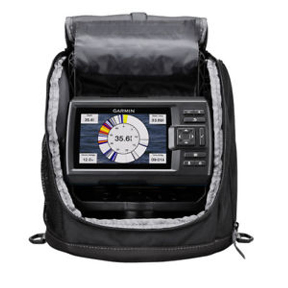 Garmin Striker Plus 5 Portable Ice Bundle New Release