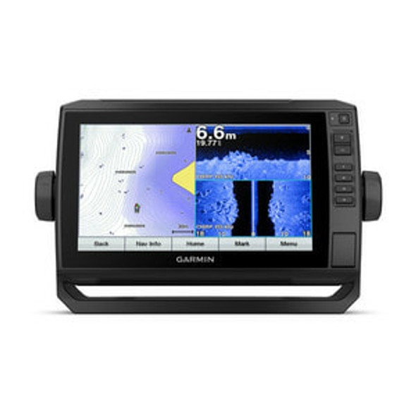 Garmin Echomap Plus New 95sv C/w Gt52hW-Tm Transducer & Canada Lake Vu G3 & Bluechart g3