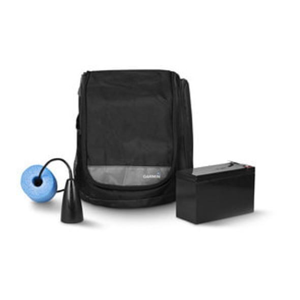 Garmin Portable Small Ice Fishing Kit c/w GT8HW-IF Transducer