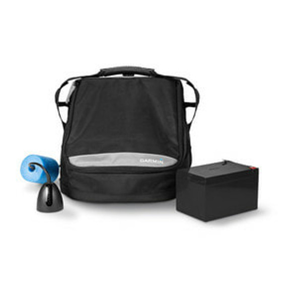 Garmin Portable Large Ice Fishing Kit c/w GT10HN-IF Transducer