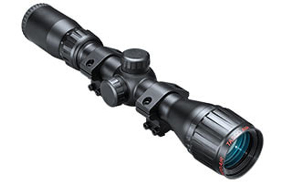 Tasco 2-7x32 Air Rifle Scope c/w Rings