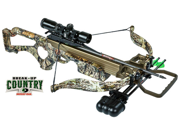 Excalibur 308 Short Mossy Oak Breakup CountryPkg