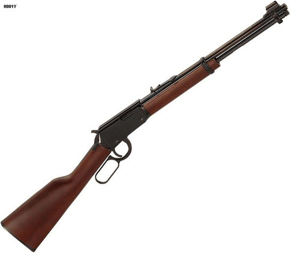 "Henry Lever 22LR Youth 16.125"" Barrel 13"" Pull"