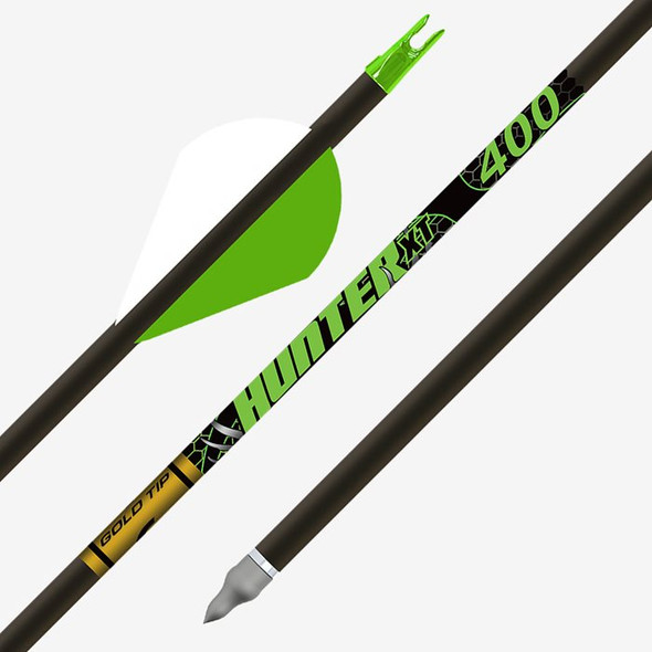 Gold Tip Hunter Black Arrows