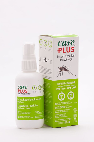 Care Plus Icaridin 20% Insect Repellent Pump Spray 100ml