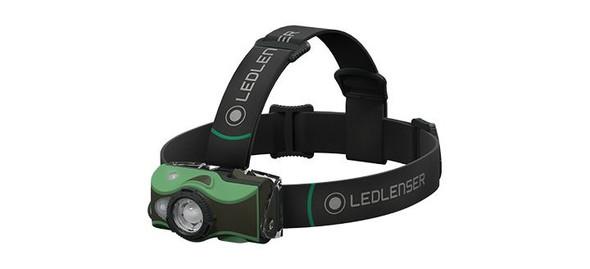 Ledlenser Headlamp MH8 Rechargable 400/170/20 Lumens