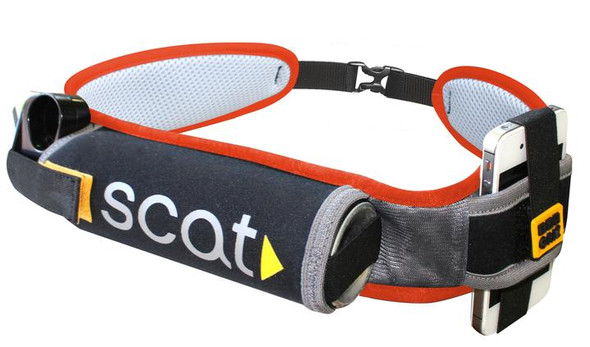 Scat Bear Spray Belt Grizz