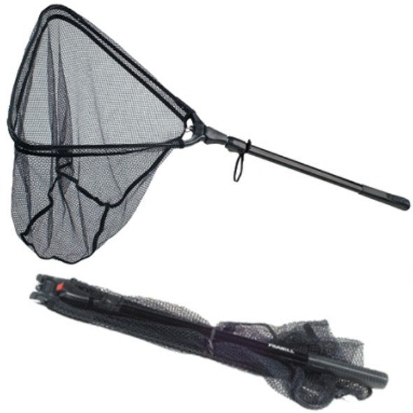 Frabill Folding Net c/w Telescopic Handle
