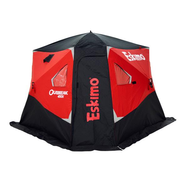 Eskimo Outbreak 450XD Ice Tent Insulated