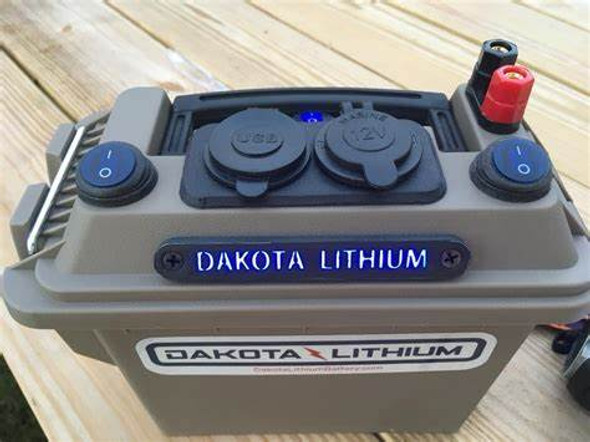 Dakota Lithium Batteries Or Chargers