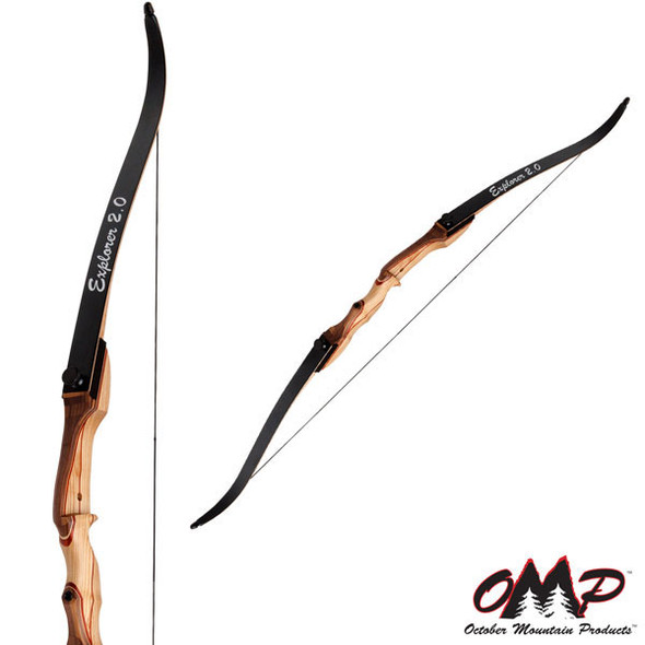 OMP Explorer 2.0 Bow