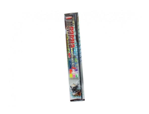 Rapala Spinning Combo Fishing Kit c/w 102 Pcs