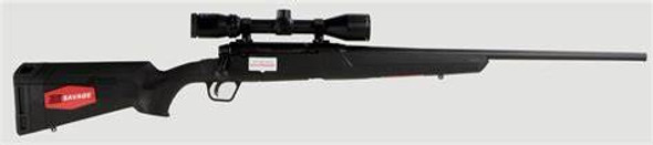 Savage Axis II XP 243 c/w Bushnell Scope & Accu Trigger Synthetic Stock