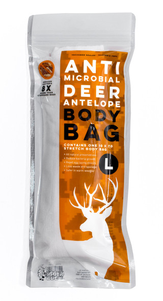 Koola Buck Deer Body Game Bag AntI-Microbial