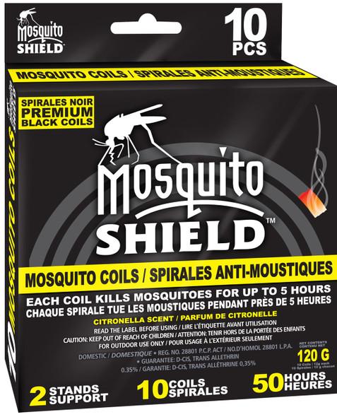 Mosquito Shield Coil 10pk