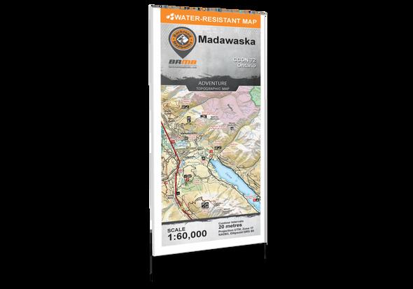Backroad BC Topo Maps