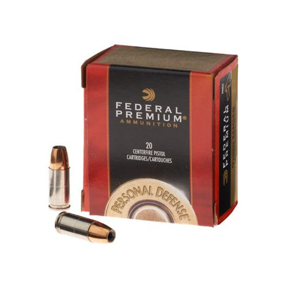 Federal 40 S&W 180gr HST JHP Personal Defense