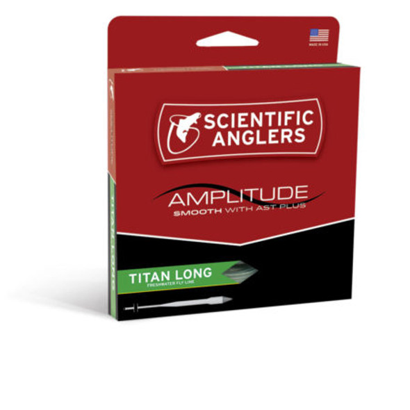 Scientific Anglers Amplitude Titan Long