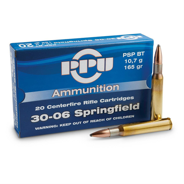 PPU Rifle Ammunition