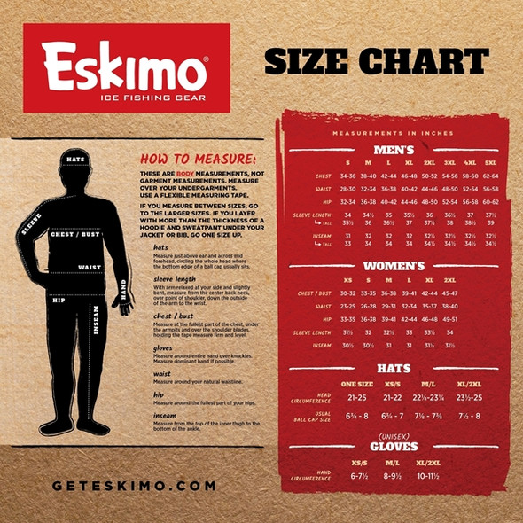 Eskimo Mens Keeper Jacket