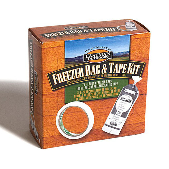 Eastman Freezer Bag & Tape Kit 1lb Bags
