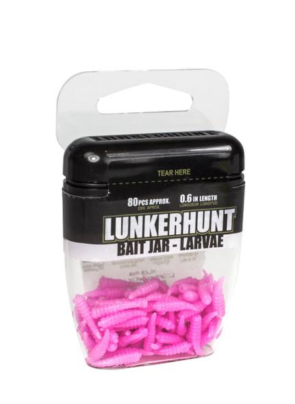 Lunkerhunt Larvae Bait Jar