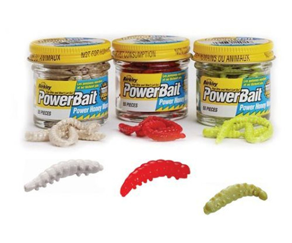 Berkley Powerbait Power Honey Worm 1""