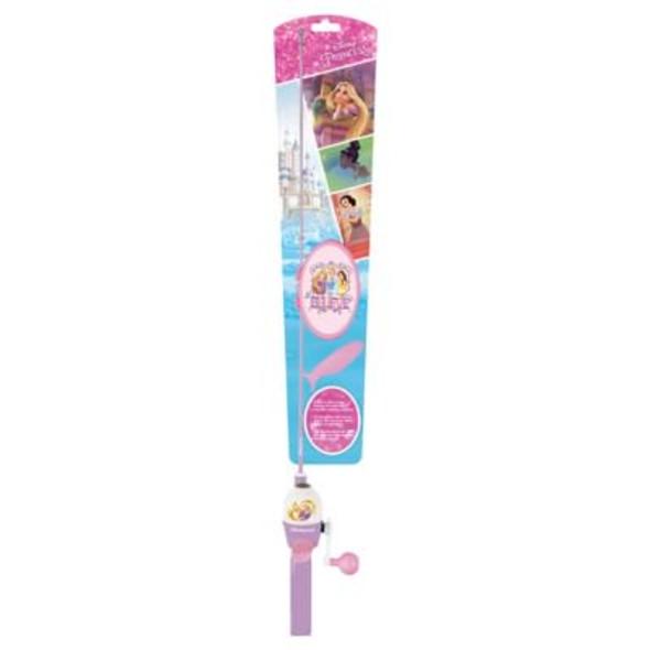 "Shakespeare Kids Combo Princess C/w Tackle Kit 2'6"""