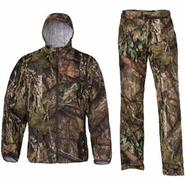 Browning Mens Rain Suit Camo Real Tree