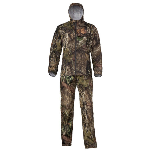 Browning Mens Rain Suit Real Tree Camo