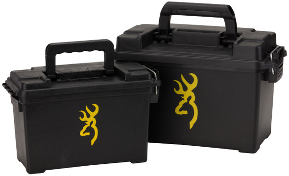 Browning Dry Storage 2 Pack Buckmark Black