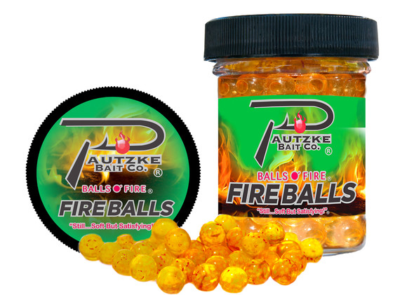 Pautzke Fireballs