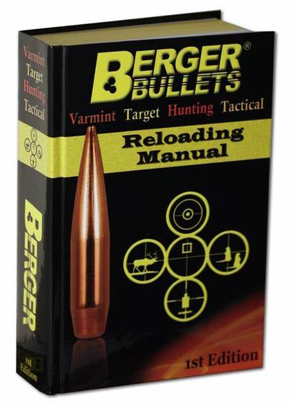 Berger Bullet Reloading Manual