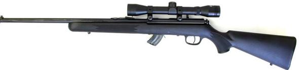 Savage 64F XP 22LR Semi Auto c/w 4x15 Scope 10 Shot Clip