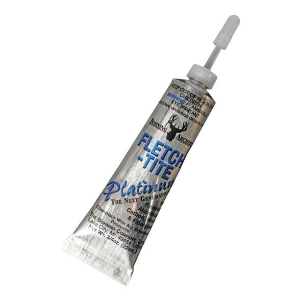 Bohning Glue Fletch Tite Platinum 4oz Tube
